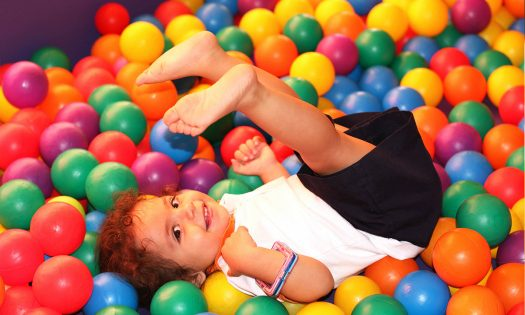 Teach your child to be active for life